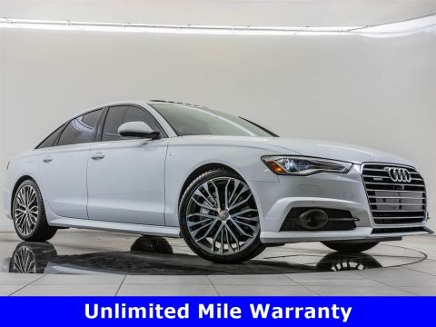Certified Pre-Owned 2017 Audi A6 2.0T Prem Plus quattro, Upgraded 20-Inch Wheels