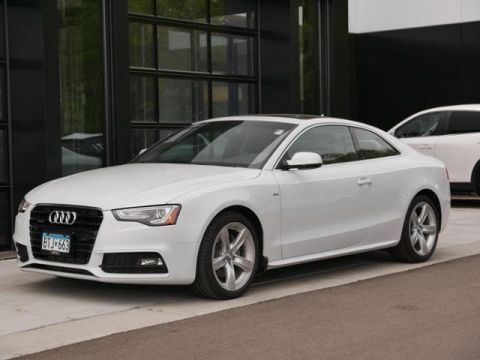 Pre-Owned 2015 Audi A5