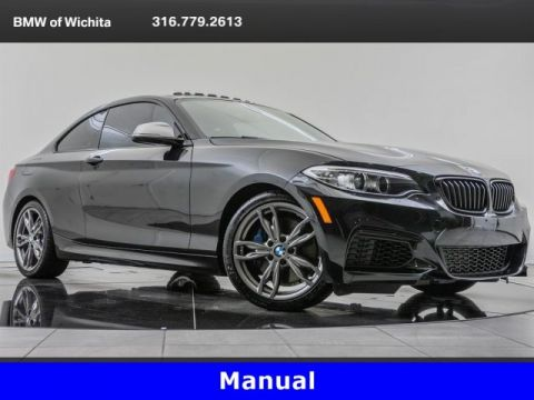 Pre-Owned 2015 BMW 2 Series M235i, Manual Transmission
