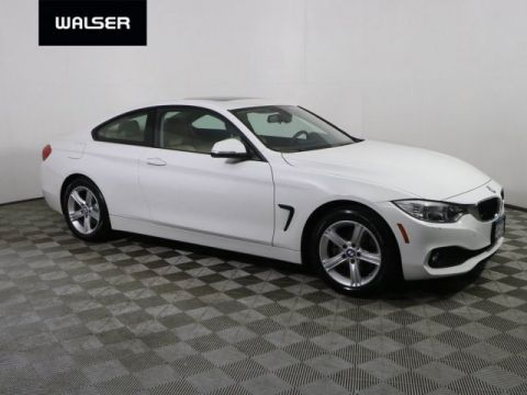 Pre-Owned 2014 BMW 4 Series