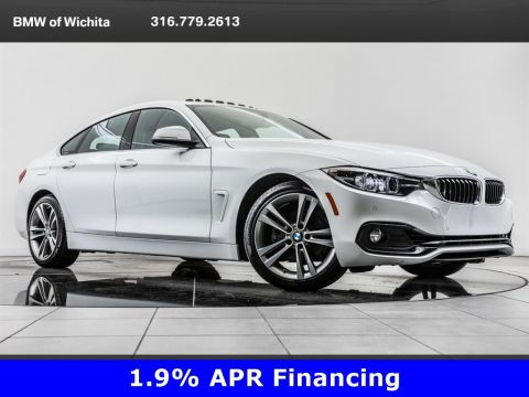 Pre-Owned 2019 BMW 4 Series 430i, Convenience Pkg,
