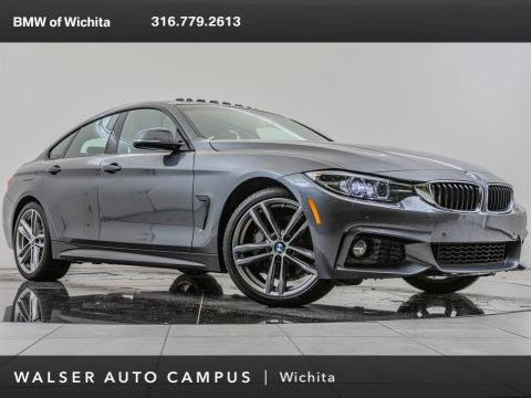 New 2019 BMW 4 Series 430i, M Sport Pkg, M Suspension