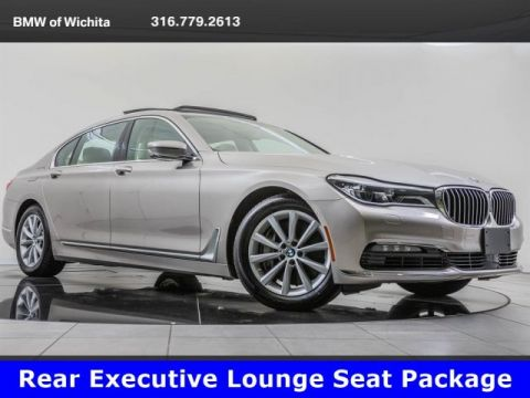 Pre-Owned 2017 BMW 7 Series 750i, Autobahn Package