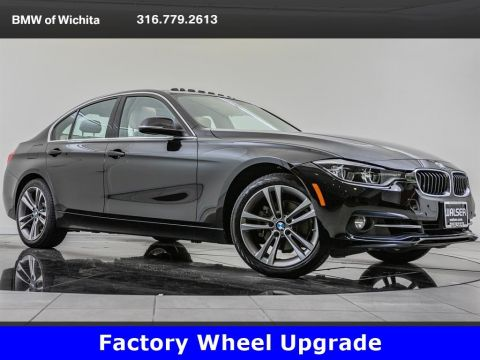 Pre-Owned 2018 BMW 3 Series 330i xDrive, Factory Wheel Upgrade