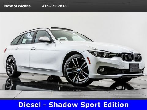 Pre-Owned 2018 BMW 3 Series 328d xDrive, Diesel