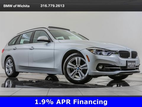 Pre-Owned 2018 BMW 3 Series 330i xDrive, Premium Pkg