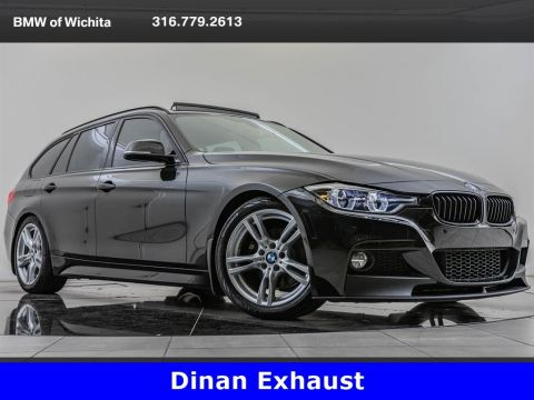 Pre-Owned 2017 BMW 3 Series 330i xDrive, M Sport, Dinan Exhaust