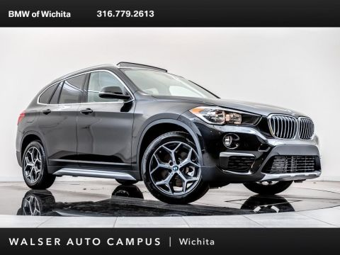 New 2018 BMW X1 X1 SDRIVE28I
