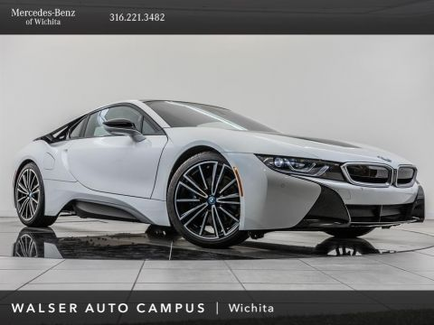 Pre-Owned 2019 BMW i8 Tera World Pkg, 20 BMW Whls, Head-Up, Navi