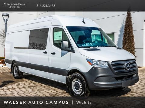 New 2019 Mercedes-Benz Sprinter 2500-Class SPRNT2500HR 170WB