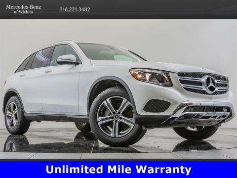 Certified Pre-Owned 2019 Mercedes-Benz GLC GLC 300 4MATIC®, Premium Pkg