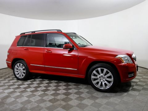 Pre-Owned 2011 Mercedes-Benz GLK GLK350 4MATIC®