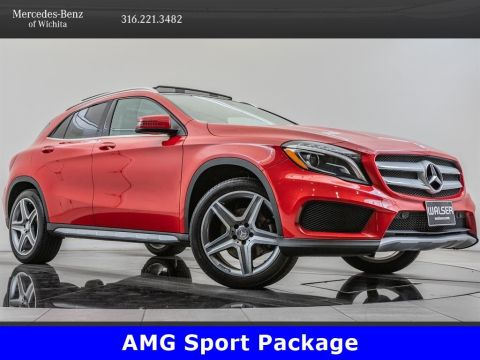 Pre-Owned 2015 Mercedes-Benz GLA GLA 250 4MATIC, AMG® Sport Package