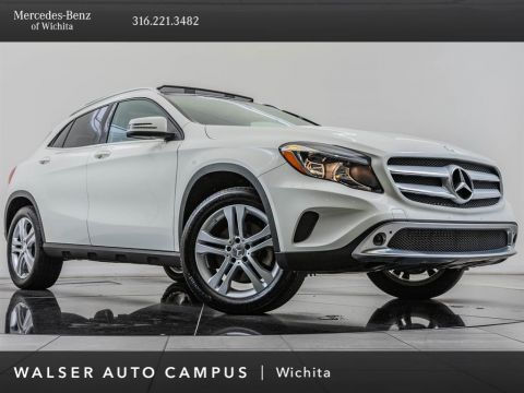 Pre-Owned 2016 Mercedes-Benz GLA GLA 250 4MATIC®, Premium Pkg