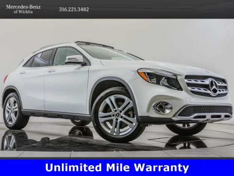 Certified Pre-Owned 2019 Mercedes-Benz GLA GLA 250 4MATIC®, Premium Pkg