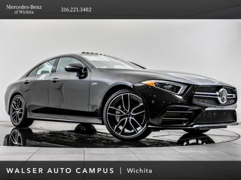 New 2019 Mercedes-Benz AMG® AMG® CLS 53 S