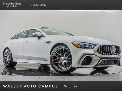 New 2019 Mercedes-Benz AMG® AMG® GT 63