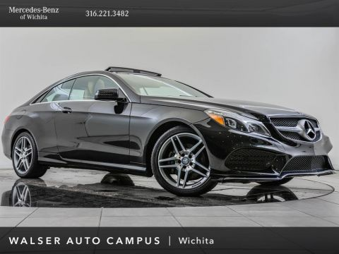 Pre-Owned 2016 Mercedes-Benz E-Class E 400 4MATIC, AMG® Sport Package