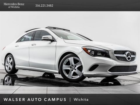 Pre-Owned 2017 Mercedes-Benz CLA CLA 250, Premium Package