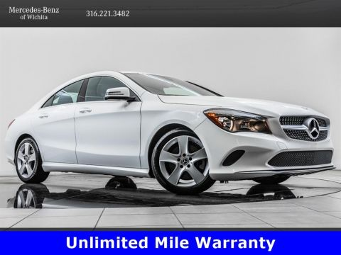Certified Pre-Owned 2019 Mercedes-Benz CLA CLA 250 4MATIC®, Unlimited Mile Warranty