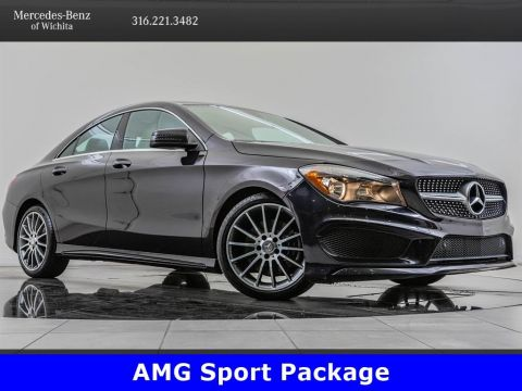 Pre-Owned 2016 Mercedes-Benz CLA CLA 250 4MATIC, AMG® Sport Package
