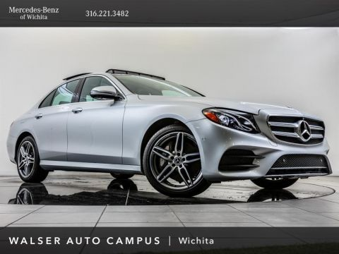 Pre-Owned 2019 Mercedes-Benz E-Class E300 4MATIC® SDN