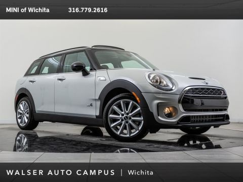 Pre-Owned 2018 MINI Clubman Cooper S ALL4, harman/kardon, STEPTRONIC, Htd Sts