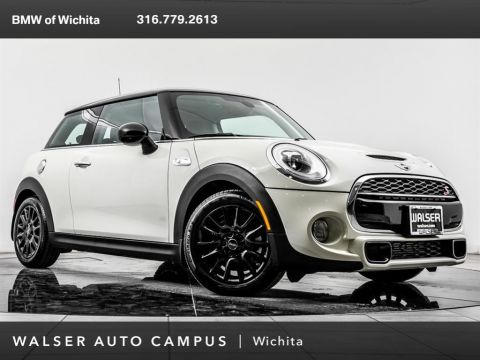 Pre-Owned 2018 MINI Hardtop 2 Door Cooper S, Bluetooth, USB, RV Cam, STEPTRONIC