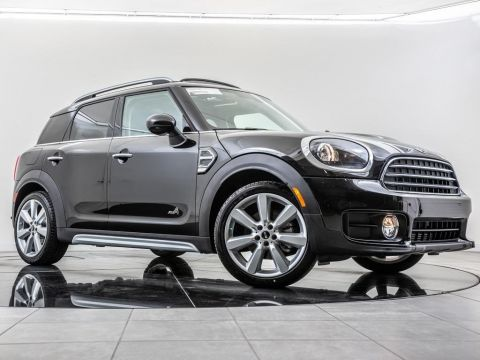 Certified Pre-Owned 2018 MINI Countryman Cooper ALL4, Certified Pre-Owned, Pano Moonroof