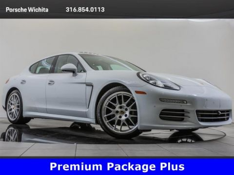 Pre-Owned 2016 Porsche Panamera Premium Package Plus, Factory Wheel Upgrade