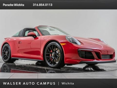 New 2019 Porsche 911 4 GTS 2dr Car in #56AA324N | Walser Automotive