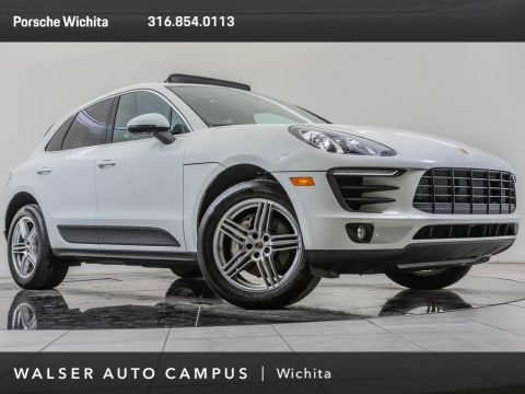 Pre-Owned 2016 Porsche Macan S, Premium Package Plus